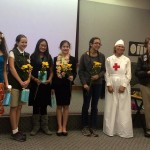 Students Present (Her)stories of Women's Accomplishments 2