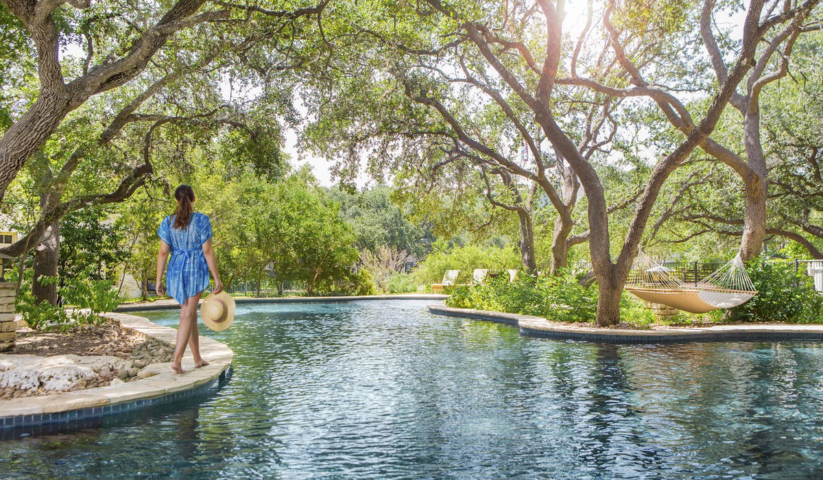 Hill Country Family Escape
