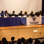 Westlake Students Sign with Various Colleges 5