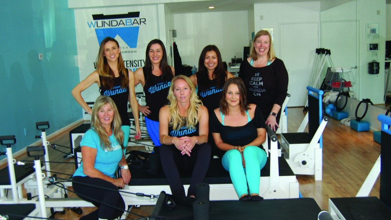 "WundaBar Pilates Studio: ""Where Intensity Meets Integrity"" 4"