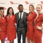 Virgin Airlines at the ART Hotel 2