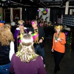 Parker Residents Celebrate Mardi Gras
