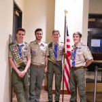 35th Annual Boulder Distinguished Citizens and Eagle Scout Dinner 6