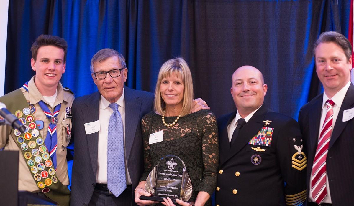 35th Annual Boulder Distinguished Citizens and Eagle Scout Dinner 10