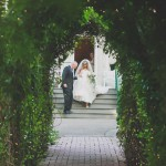 Real Wedding: Sarah & Brad