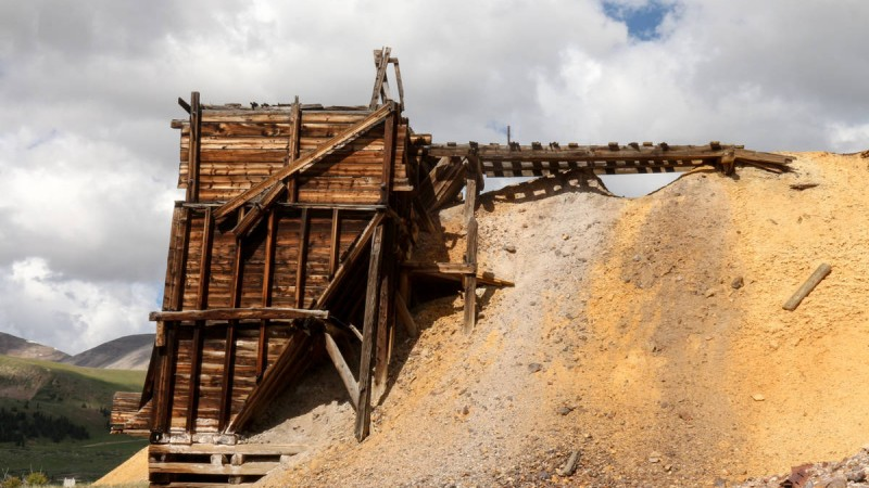 New Hope for Old Mine Tailings 1