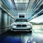 BMW 528i with xDrive 5