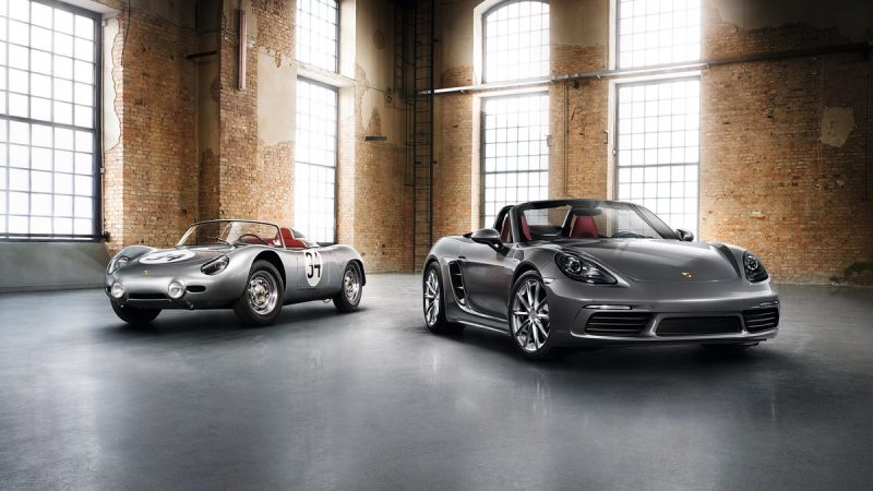 The 2017 Porsche 718 Boxster is the Thing of Dreams 4