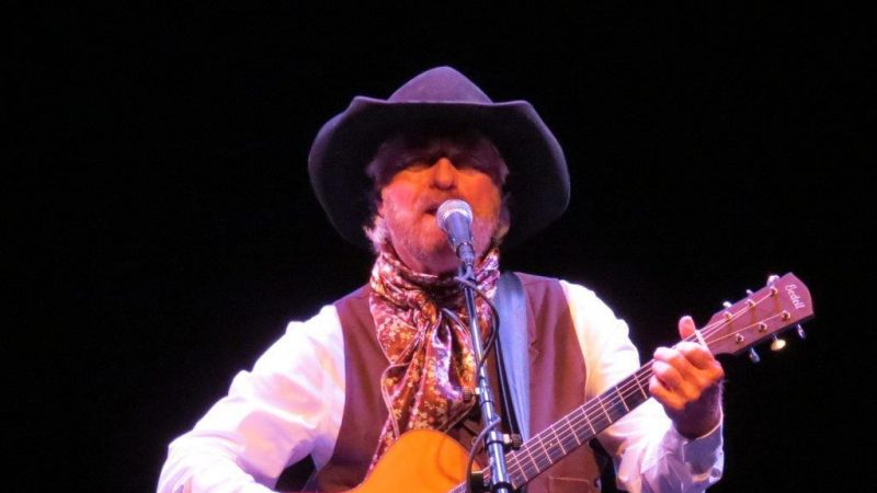 Michael Martin Murphey and the Rio Grande Band Benefit Concert at Tower Theatre 8