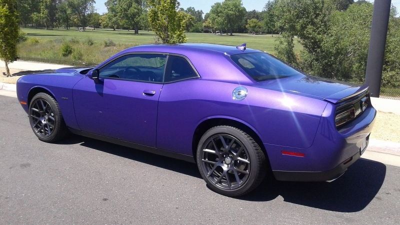 The 2016 Dodge Challenger 5