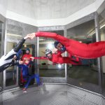 Indoor vs Outdoor Skydiving 2