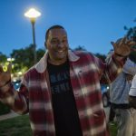 Director of Meet the Blacks Attends Debut of His Movie 8