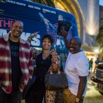 Director of Meet the Blacks Attends Debut of His Movie 7