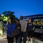 Director of Meet the Blacks Attends Debut of His Movie 6