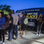 Director of Meet the Blacks Attends Debut of His Movie 5