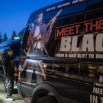 Director of Meet the Blacks Attends Debut of His Movie 4