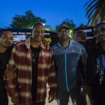 Director of Meet the Blacks Attends Debut of His Movie 3