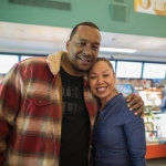 Director of Meet the Blacks Attends Debut of His Movie 2