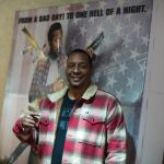 Director of Meet the Blacks Attends Debut of His Movie 9