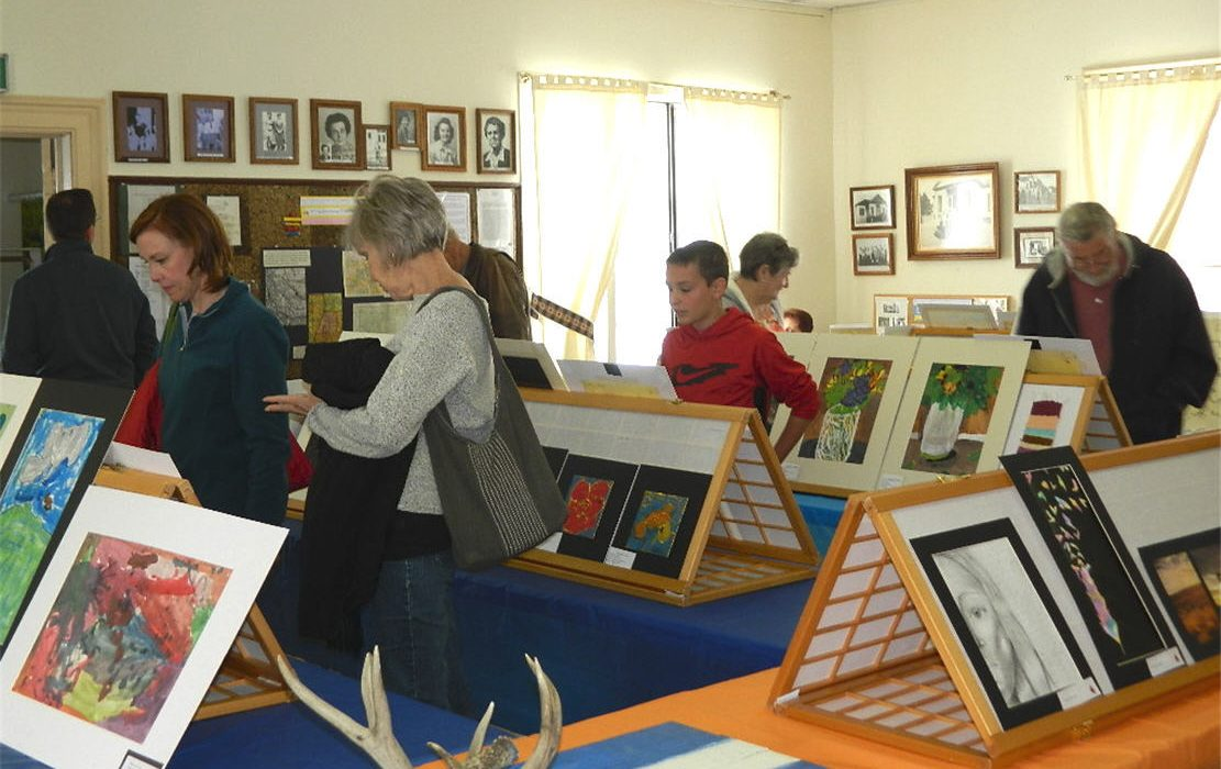 Hilltop Celebration Features Art and History 7