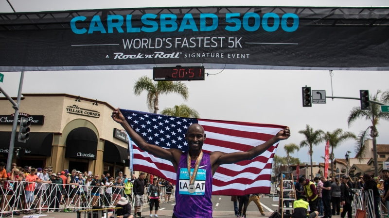 Meseret Defar, Joshua Cheptegei Prevail at Carlsbad 5000 7