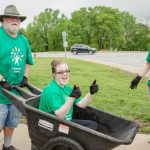 Comcast Enlists Volunteers for Community Work Day 1