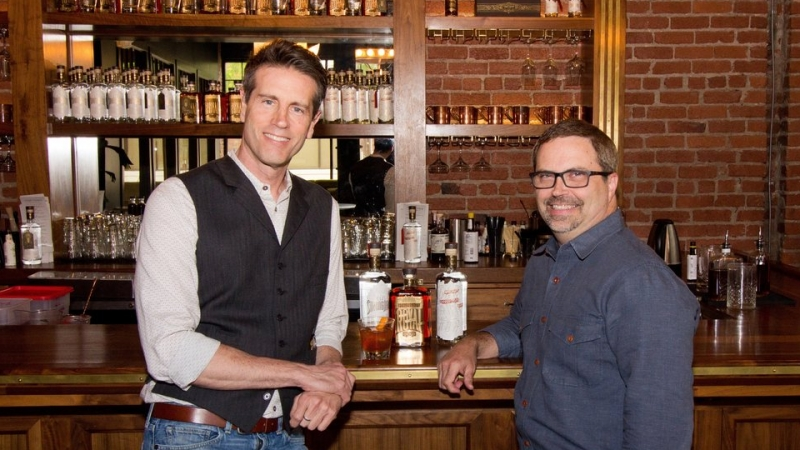 Pendergast's Spirits Live on at Tom's Town 5