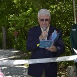 Dedication of Carl Chinnery Nature Trail 1