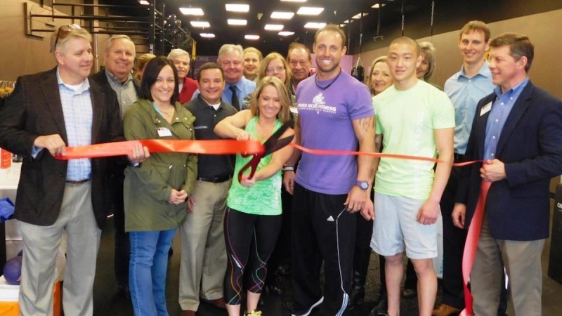LZACC Celebrates Cross Kicks Fitness Grand Opening 3