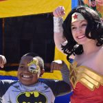 Costumed Walk Raises Funds for Make-a-Wish® 1