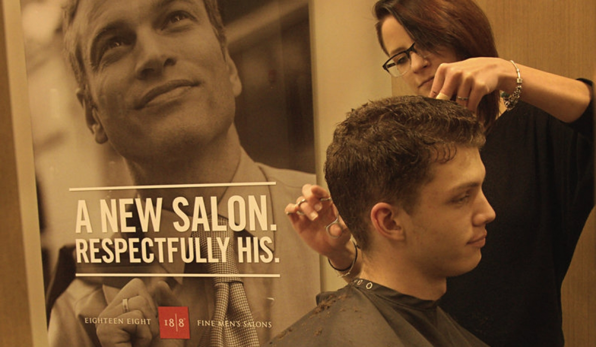 18|8 Fine Men's Salon 3