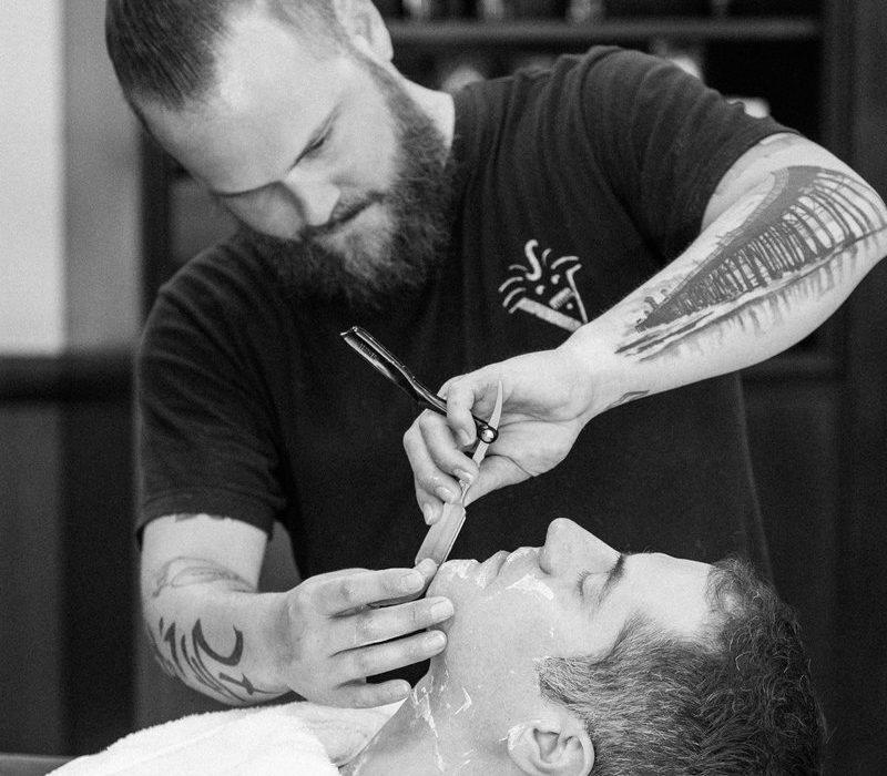 The Art of The Shave