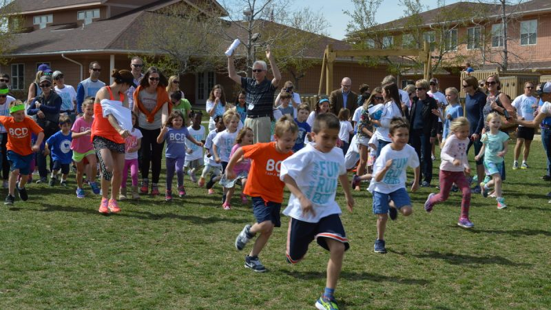 Boulder Country Day Schools 3rd Annual Shields Family Fun Run 5