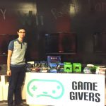 For Sick Children, Max Brings Hope with Game Givers 3