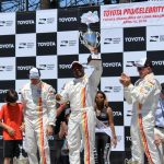 Long Beach Toyota Grand Prix Pro/Celebrity Race Dads 11