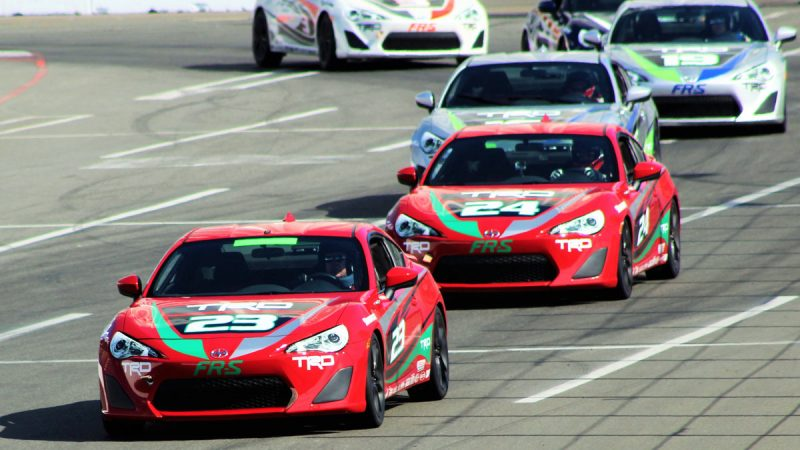Long Beach Toyota Grand Prix Pro/Celebrity Race Dads 8