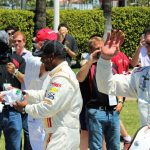 Long Beach Toyota Grand Prix Pro/Celebrity Race Dads 6
