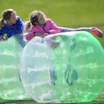 Hillcrest's Bubble Soccer Tournament 2
