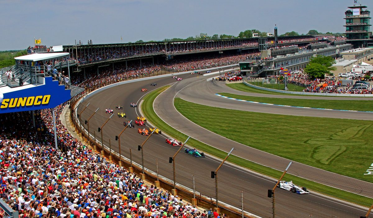 100th Running of the Indy 500 6