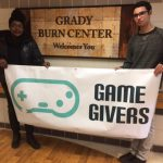 For Sick Children, Max Brings Hope with Game Givers