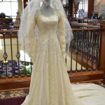 "University Village ""Brides"" Display Wedding Dresses"