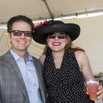 Atlanta Steeplechase Stampeded into Town 1