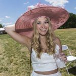 Atlanta Steeplechase Stampeded into Town