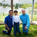 Three Generations Enjoy Parker's Small-Town Feel 1