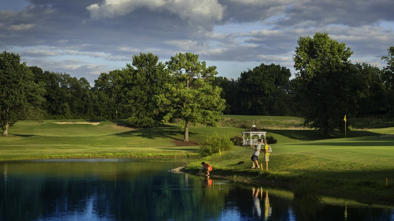 Tee it up at a Private Golf Club 3