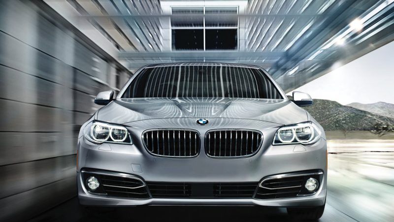 BMW 528i with xDrive