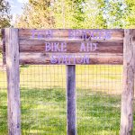 Twin Bridges Bike Aid Station