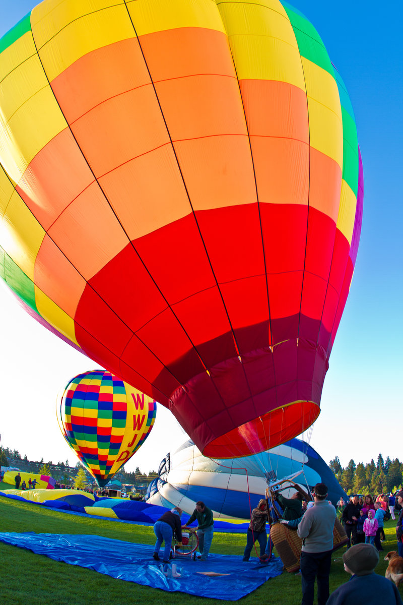 July Brings Bikes Horses Balloons And More To Bend