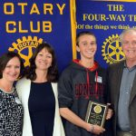 Students Recognized by the Rotary Club of Parker 3