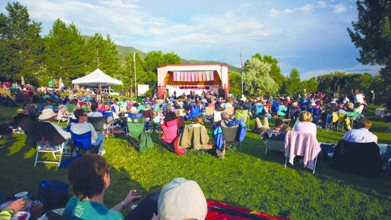 An Old-Fashioned July Fourth Gala Returns to Glenwood 2
